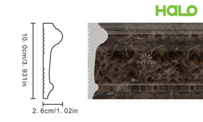 Len nhựa vân đá marble - JC167-B12