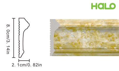 Len nhựa vân đá marble - JC168-342