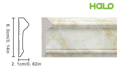 Len nhựa vân đá marble - JC168-367