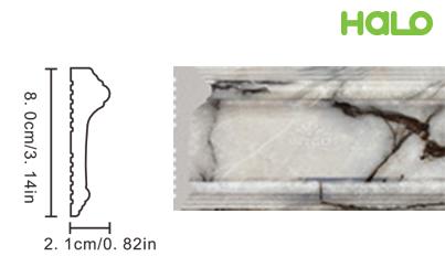 Len nhựa vân đá marble - JC168-368