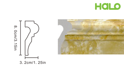 Len nhựa vân đá marble - JC315-342