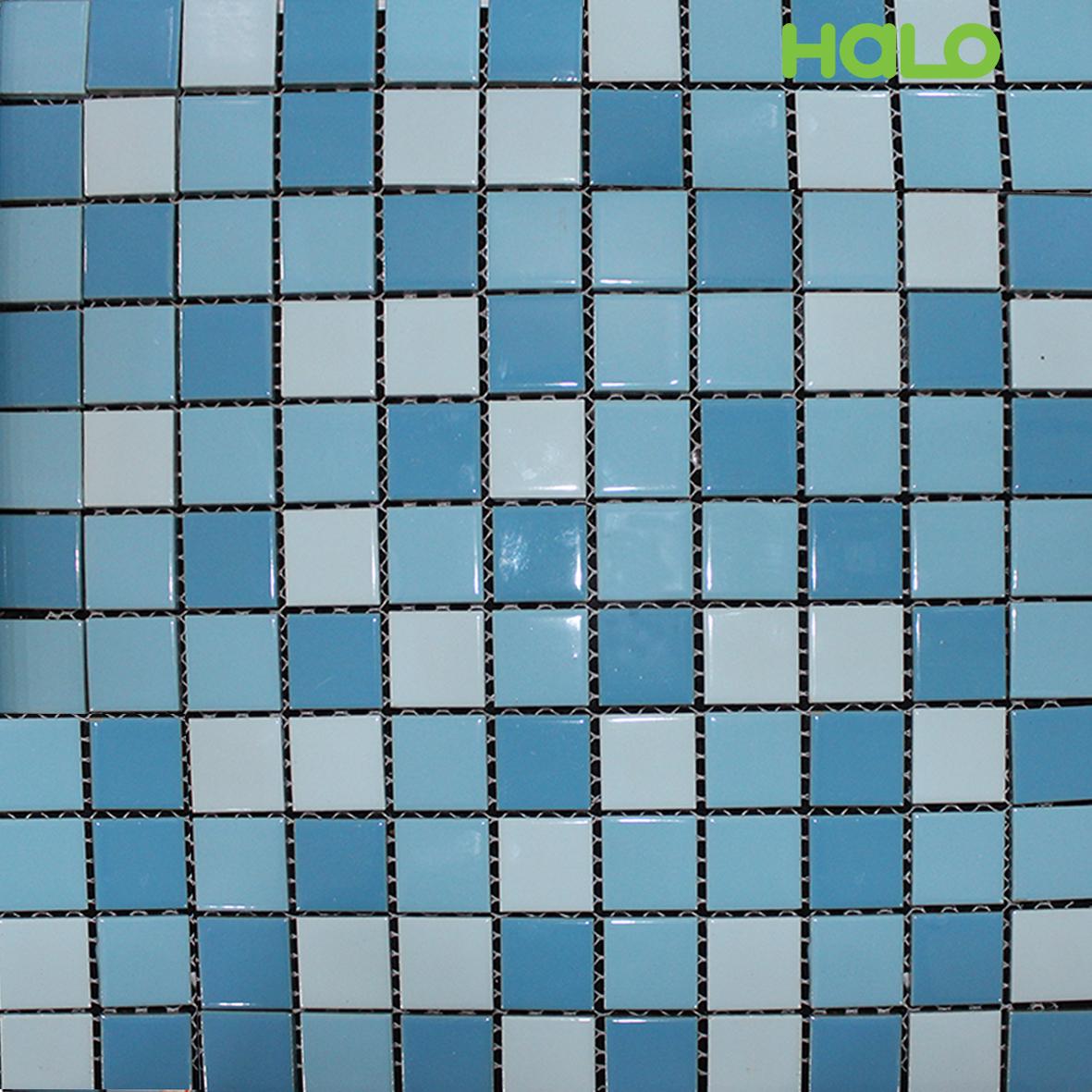 Gạch mosaic thủy tinh - K3478