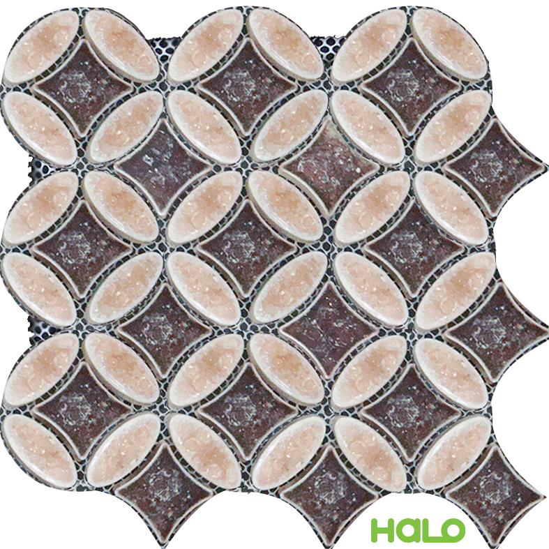 Gạch mosaic hỗn hợp - KF50-106A