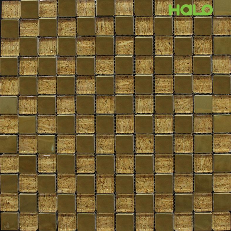 Gạch mosaic kim loại - LJ23B