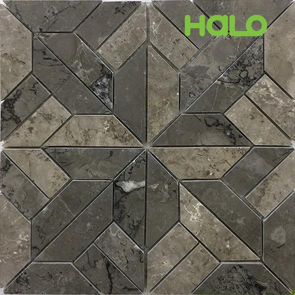 Gạch mosaic đá marble MF090D-P