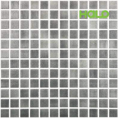 Gạch mosaic TBN - NIEBLA GRIS OSCURO