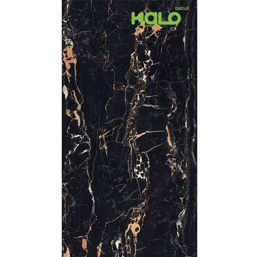 Gạch siêu bóng kính - PORTORO BLACK