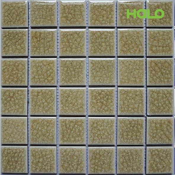Gạch mosaic men rạn - R48003