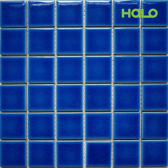 Gạch mosaic men rạn - R48008