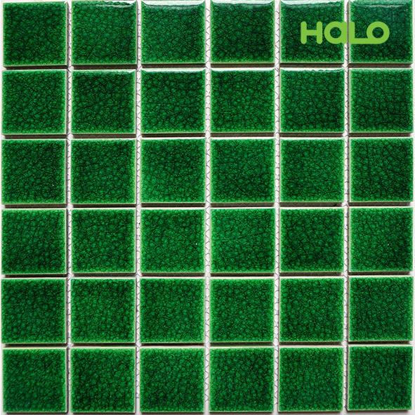 Gạch mosaic men rạn - R48012
