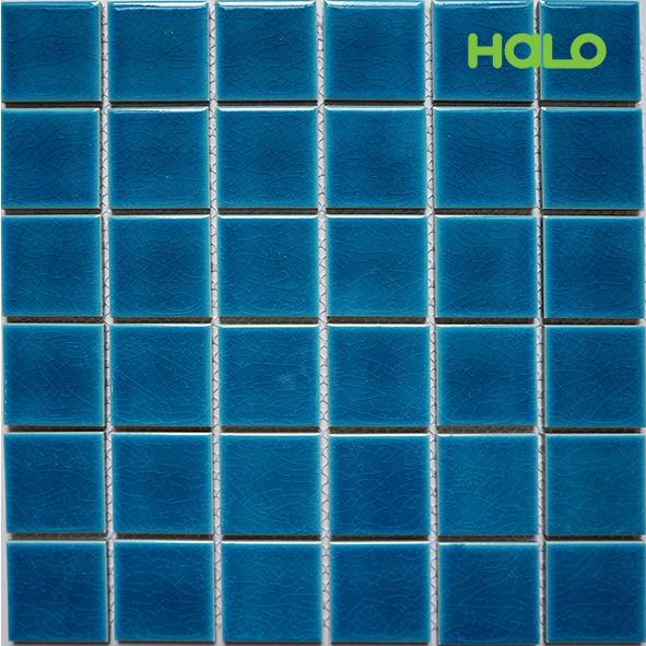Gạch mosaic men rạn - R48020