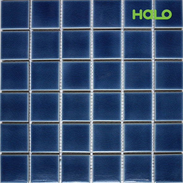 Gạch mosaic men rạn - R48024