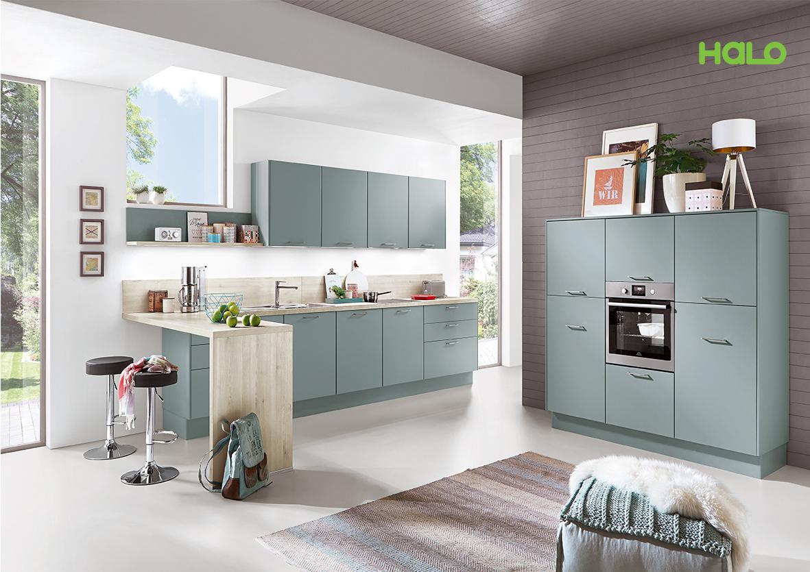 Tủ bếp Đức - Touch337_S_14309