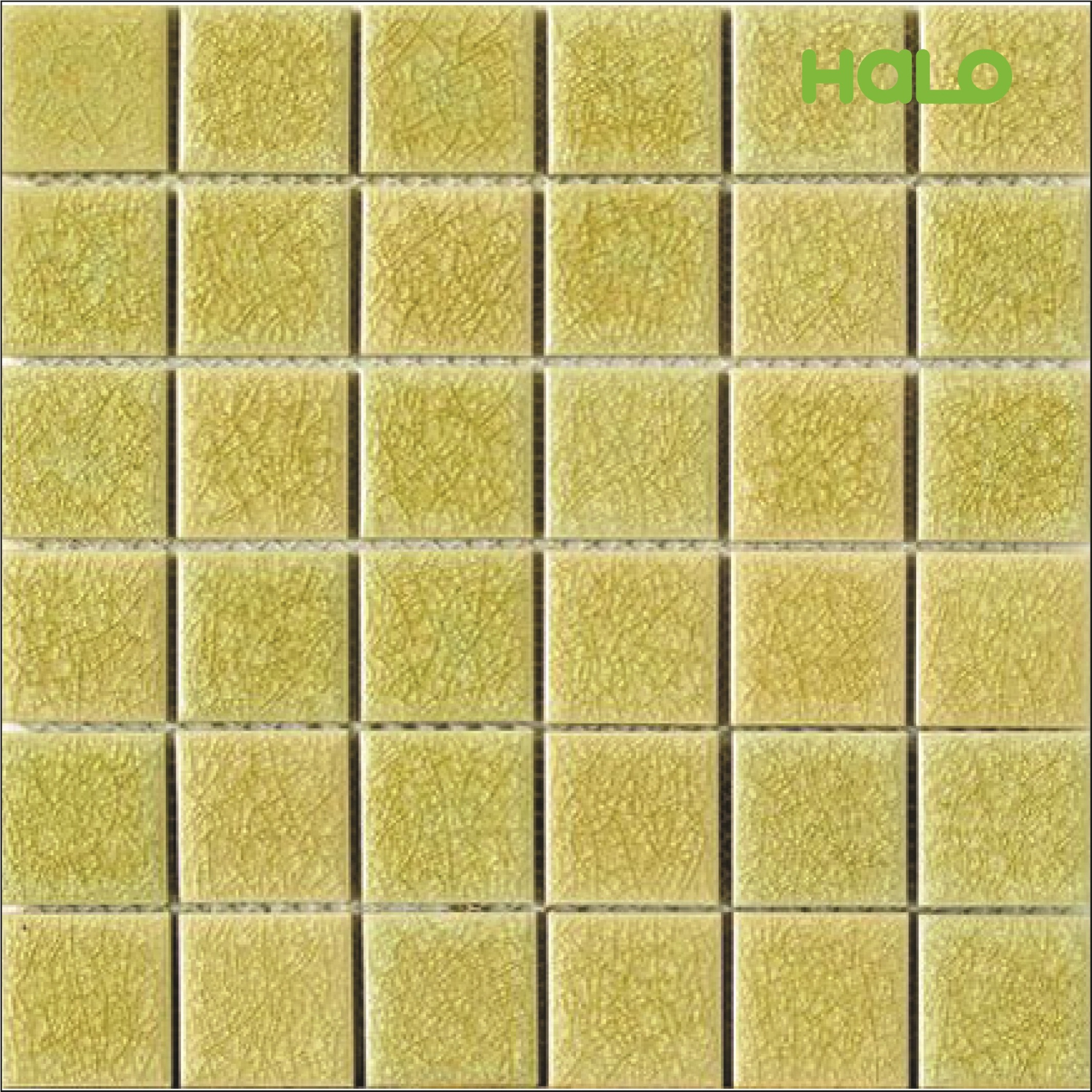 Gạch mosaic men rạn - XFB48031