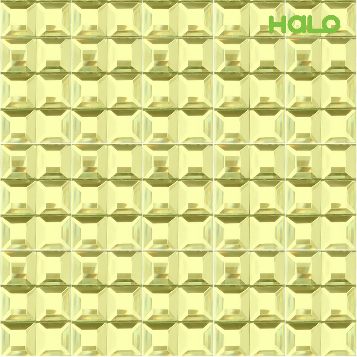 Gạch mosaic thủy tinh - YJ25