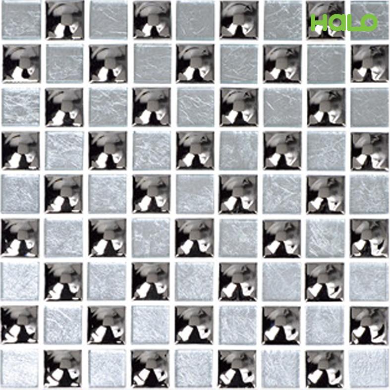 Gạch mosaic kim loại - YVV212